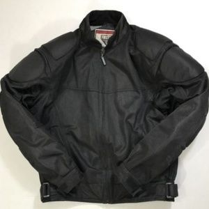 FIRST GEAR motorcycle fully padded jacket mens